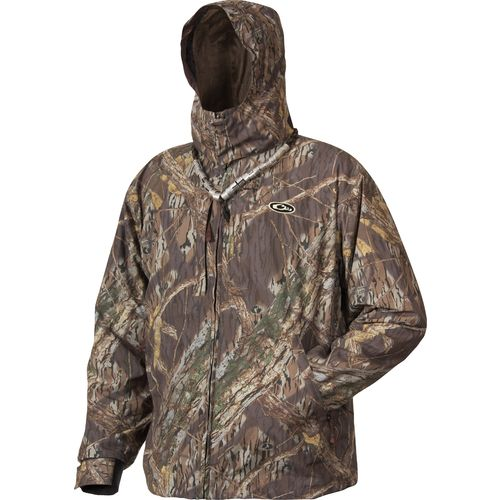 Display product reviews for Drake Waterfowl Men's Heat Escape Waterproof Full-Zip Jacket