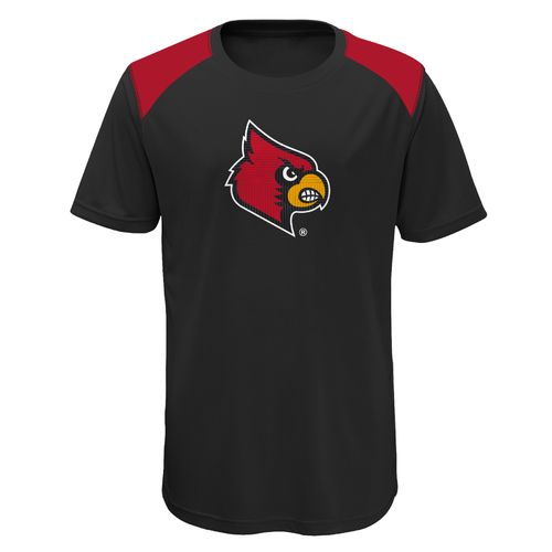 Gen2 Boys' University of Louisville Ellipse Performance Top
