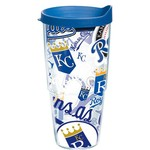 Tervis Kansas City Royals All Over 24 oz. Tumbler