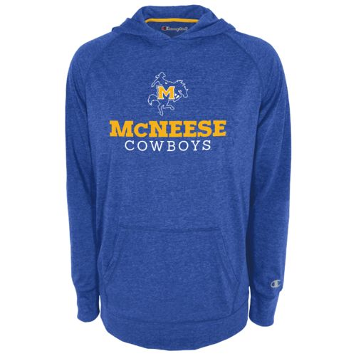 Champion™ Men's McNeese State University Raglan Pullover Hoodie