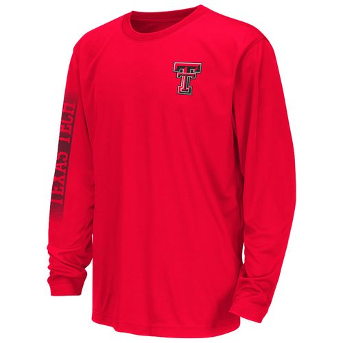 Colosseum Athletics™ Juniors' Texas Tech University Long Sleeve T-shirt