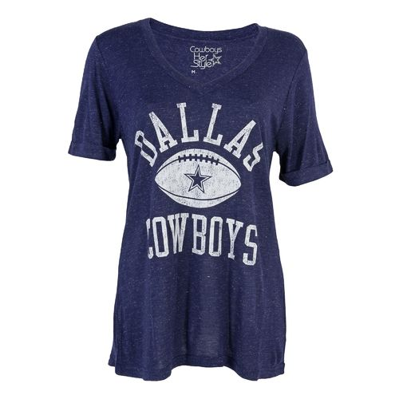 Dallas Cowboys Women's Alvord T-shirt