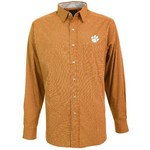 Antigua Men's Clemson University Division Dress Shirt