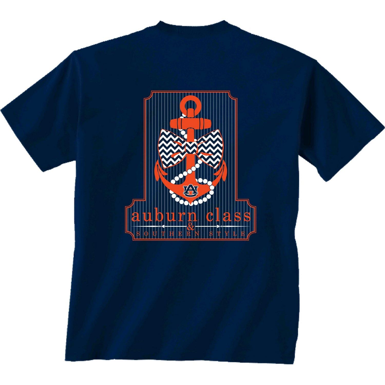 New World Graphics Boys' Auburn University Southern Anchor