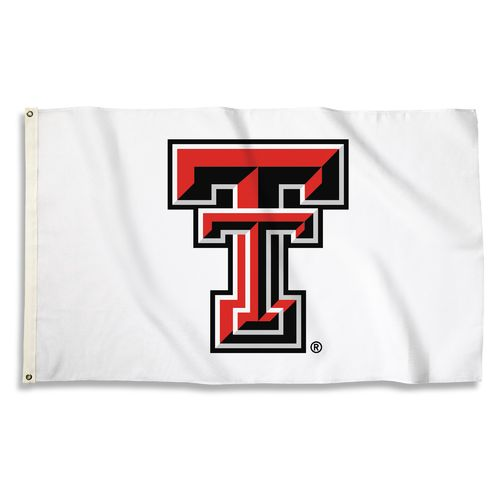 BSI Texas Tech University 3'H x 5'W Flag
