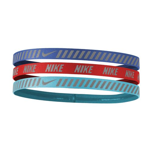 Nike Women's Printed Hazard Strip Headbands 3-Pack - view number 2