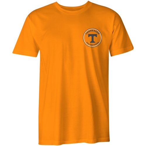 Image One Men's University of Tennessee Rounds Comfort Color T-shirt - view number 3