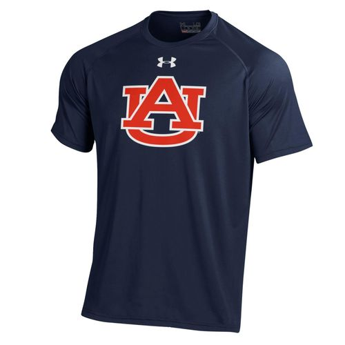 Under Armour Men's Auburn University Tech T-shirt - view number 1