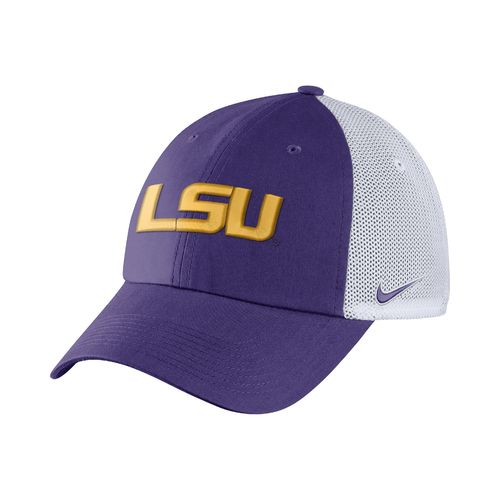 Nike Men's Louisiana State University Heritage 86 Trucker Cap