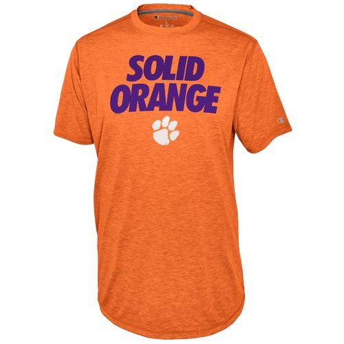 Champion™ Men's Clemson University Touchback T-shirt