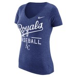Nike™ Women's Kansas City Royals Practice T-shirt - view number 1