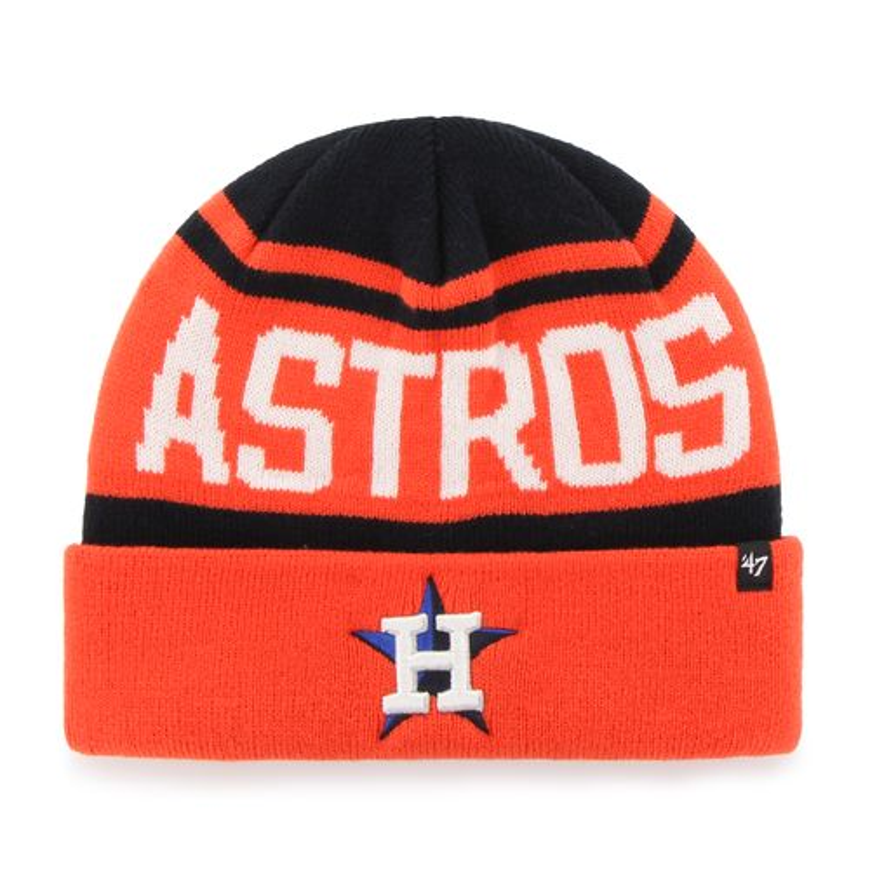 '47 Houston Astros Rift Cuff Knit Cap