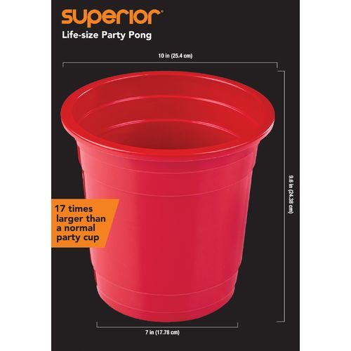 Superior™ Life-Size Party Pong Set - view number 9
