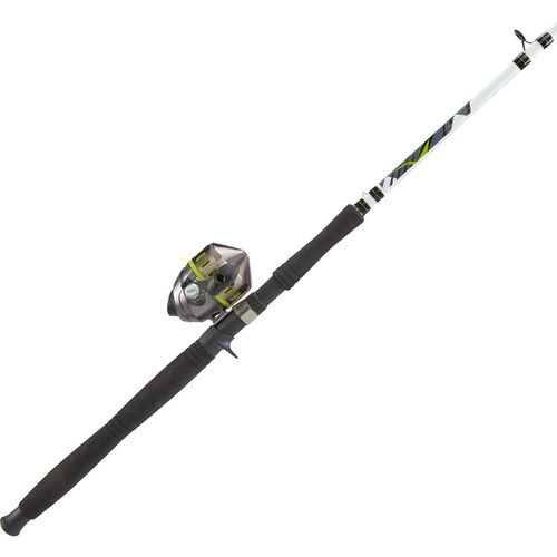 Display product reviews for Zebco Big Cat XT™ 7' MH Freshwater Spincast Rod and Reel Combo