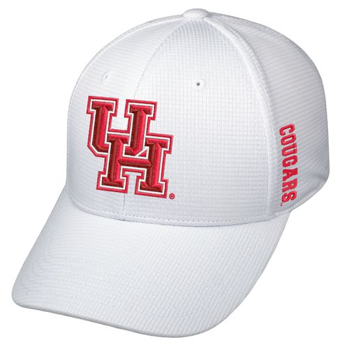 Top of the World Men's University of Houston Booster Plus Cap