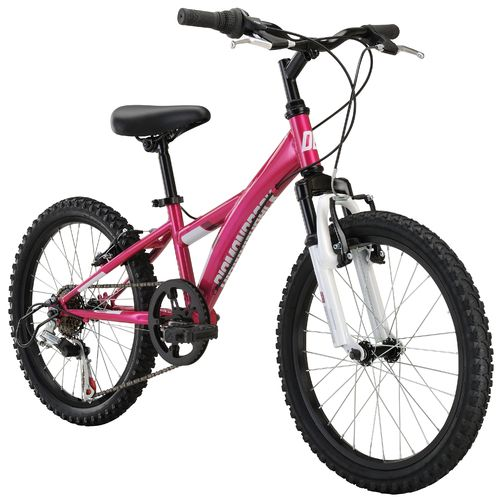 "Diamondback Girls' Tess 20"" 6-Speed Mountain Bike"