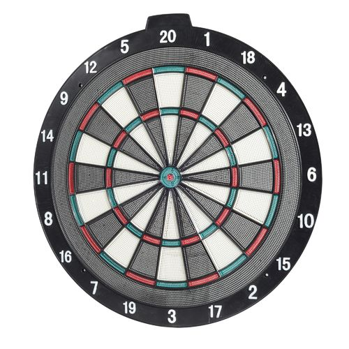 "Franklin 18"" Soft-Tip Dartboard"