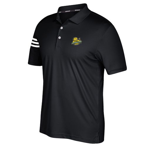 adidas Men's Southeastern Louisiana University 3-Stripe Polo Shirt - view number 1