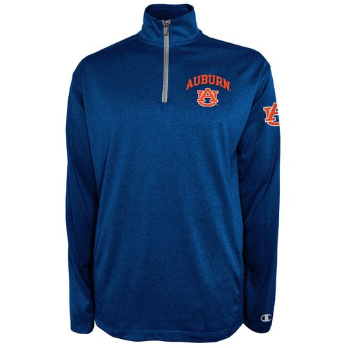 Champion™ Men's Auburn University Victory 1/4 Zip Pullover