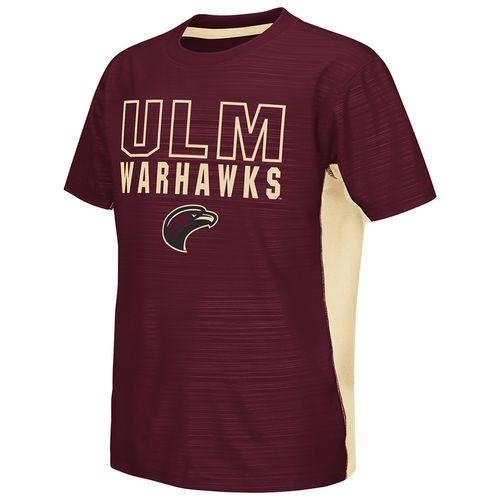 Colosseum Athletics™ Youth University of Louisiana at Monroe In the Vault Cut and Sew T-shirt