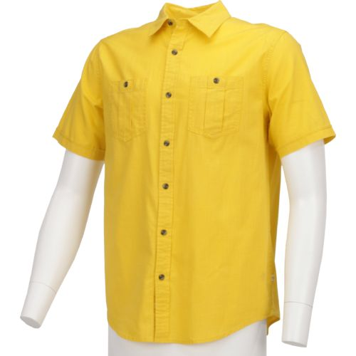 Magellan Outdoors Summerville Crosshatch Short Sleeve Shirt