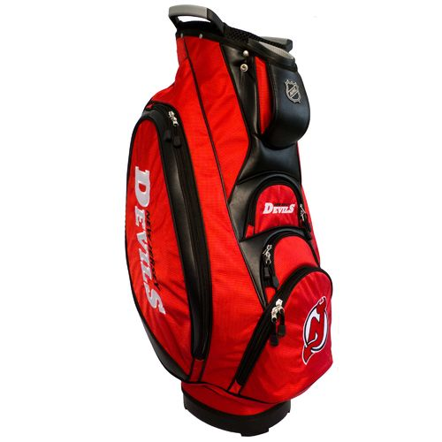 Team Golf New Jersey Devils Victory Golf Cart Bag - view number 1