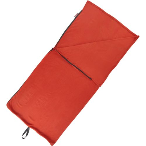 Coleman Stratus Fleece Rectangular Sleeping Bag - view number 1