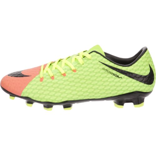 Nike Men's Hypervenom Phelon III Firm Ground Soccer Cleats