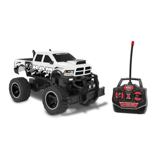 World Tech Toys Dodge Ram 2500 1:14 RC Monster Truck