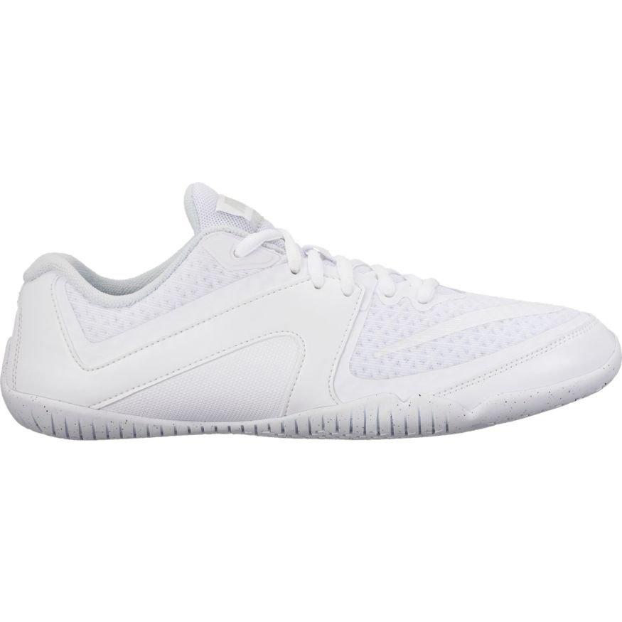 Nike shox all white nursing dress