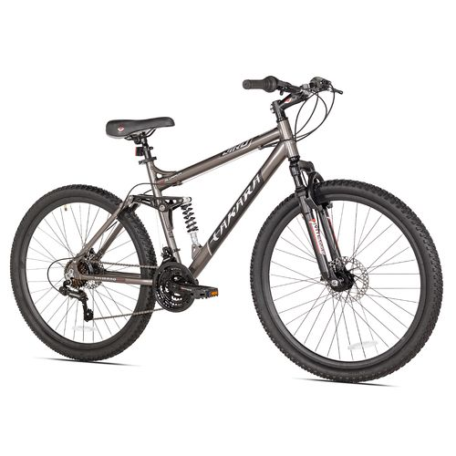 KENT Men's Takara Jiro 27.5' 21-Speed Mountain Bicycle
