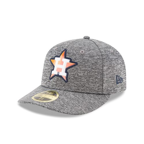 New Era Men's Houston Astros Bevel Team Low-Profile 59FIFTY Cap - view number 1