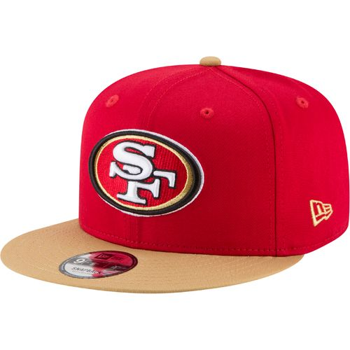 New Era Men's San Francisco 49ers 9FIFTY Baycik Snapback Cap