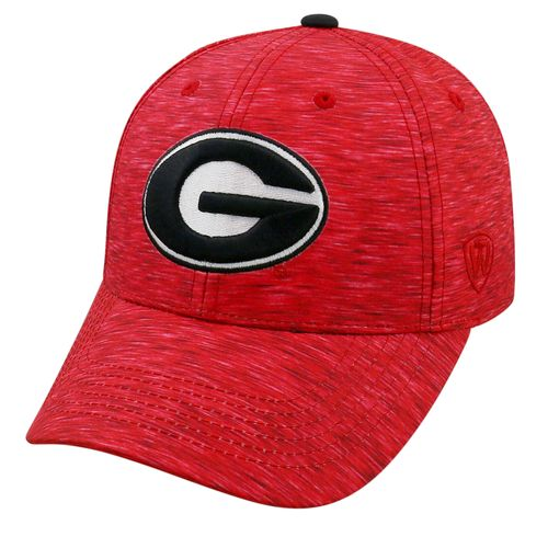 Top of the World Men's University of Georgia Warpspeed Cap - view number 1
