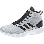 adidas Men's Neo Cloudfoam Ignition Mid-Top Basketball Shoes - view number 2