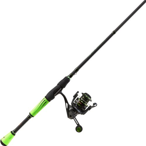 Display product reviews for Lew's Mach II Speed Spin 6 ft 9 in M Rod and Reel Combo