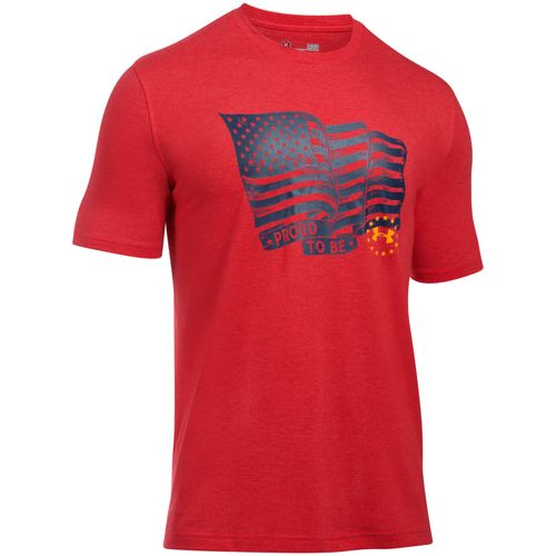 Under Armour Men's Proud American T-shirt