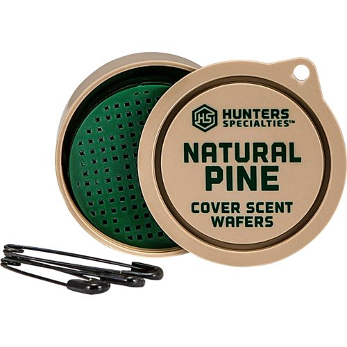 Display product reviews for Hunter's Specialties® Cover Scents Pine Scent Wafers™ 3-Pack