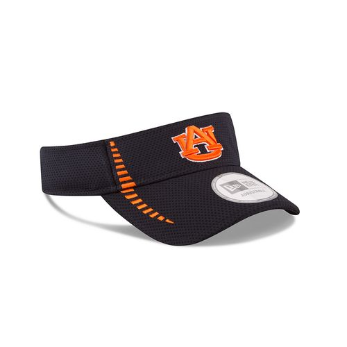 New Era Men's Auburn University Speed Visor - view number 3