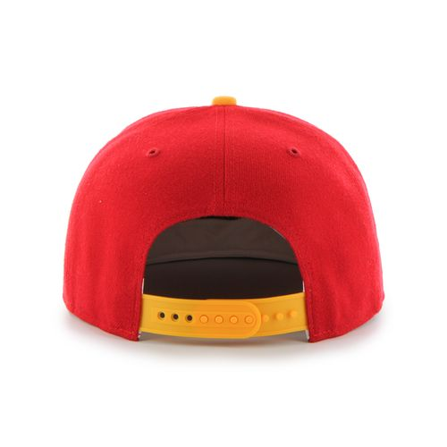 '47 Adults' Houston Rockets Sure Shot 2-Tone Captain Cap - view number 2
