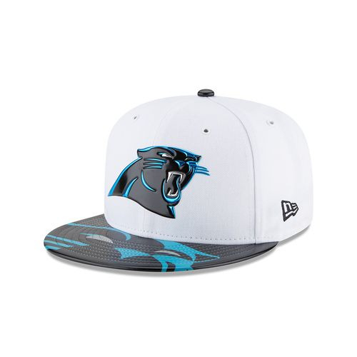 New Era Men's Carolina Panthers 59FIFTY NFL17 Official On Stage Cap