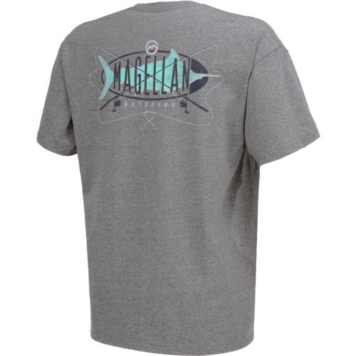 Magellan Outdoors Men's Crossed Poles Marlin T-shirt - view number 2