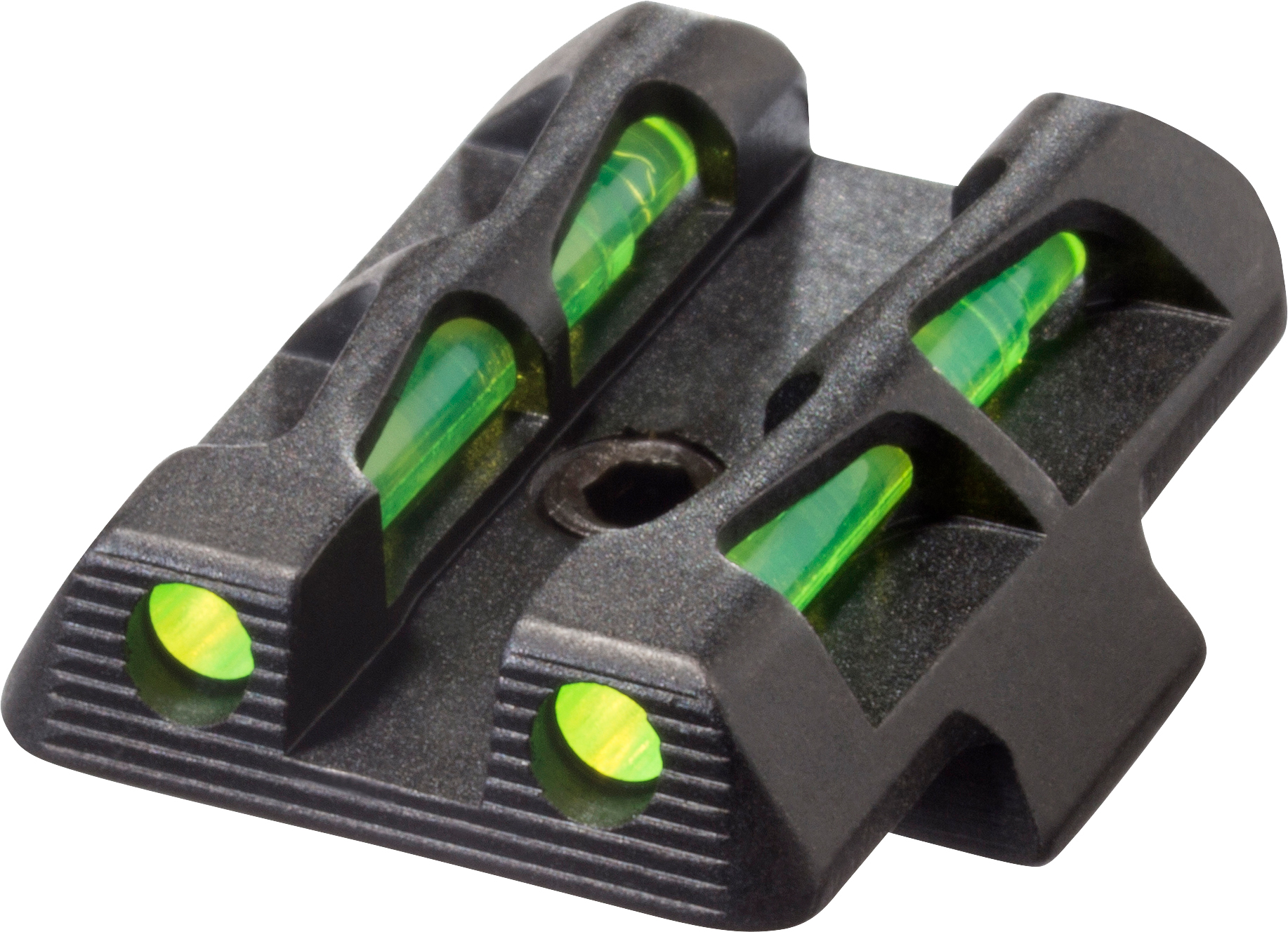 HIVIZ Shooting Systems Litewave Interchangeable GLOCK 42/43 Pistol Rear Sight