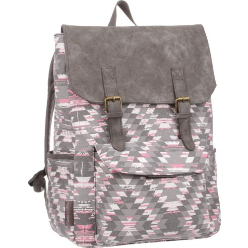 Emma & Chloe Girls' Flap Backpack - view number 2