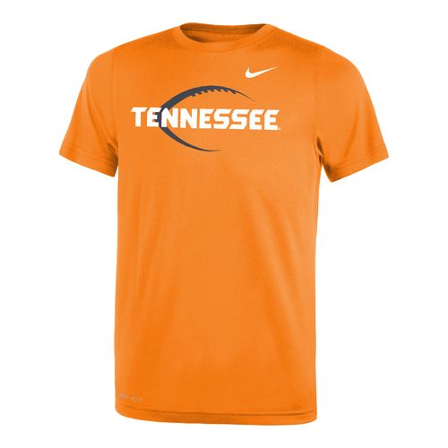 Nike™ Boys' University of Tennessee Legend Icon T-shirt - view number 1