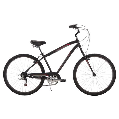 Display product reviews for Huffy Men's Parkside Perfect Fit 27.5 in 7-Speed City Bicycle