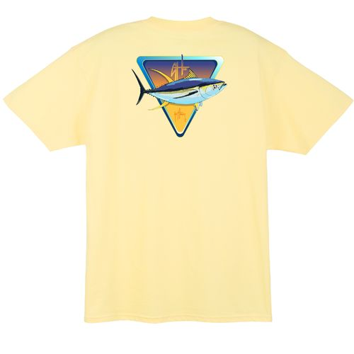 Guy Harvey Men's Quick Exit Pocket T-shirt - view number 4