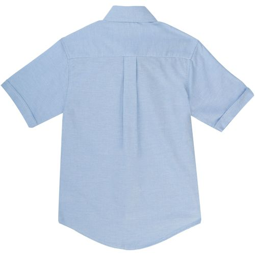 French Toast Boys' Short Sleeve Oxford Shirt - view number 2