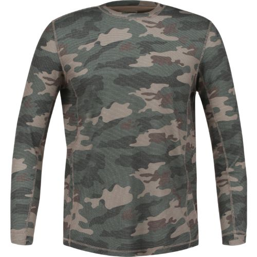 Display product reviews for Magellan Outdoors Men's Base Camp Thermal Long Sleeve Crew Shirt