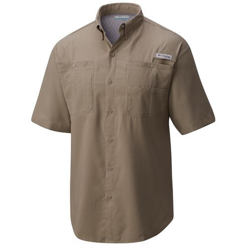 Columbia Sportswear Men's Performance Fishing Gear Tamiami II Big & Tall Short Sleeve Shirt - view number 1